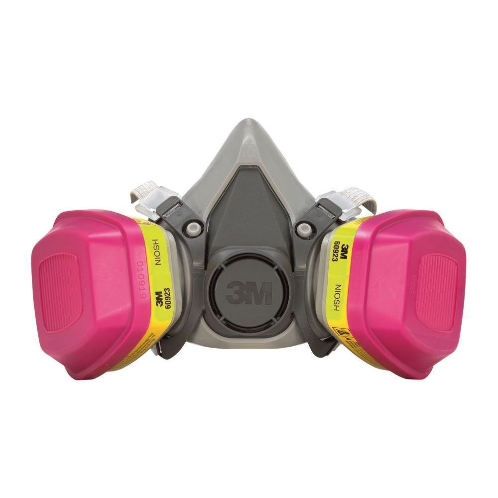 3M Respirator With Drop Down Feature