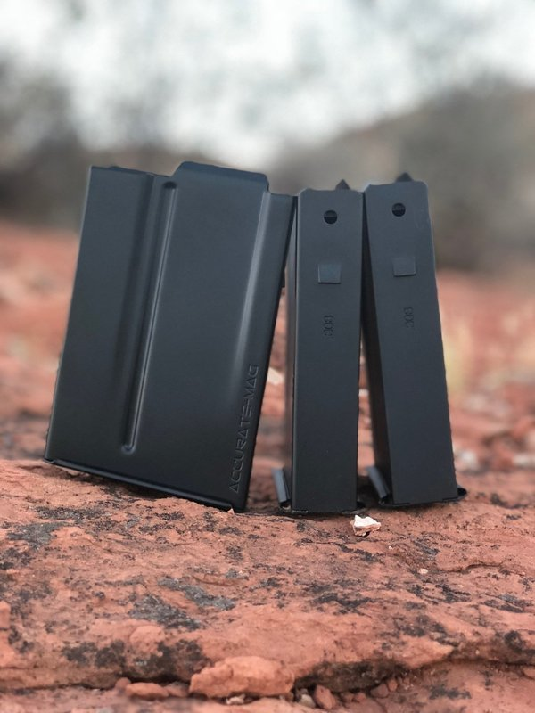 Accurate Mag .308 Winchester / 7.62x51mm DSSF Magazine