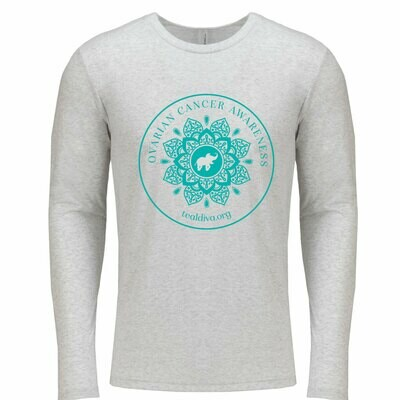 T-Shirt Awareness Mandala Long Sleeve - Limited Edition