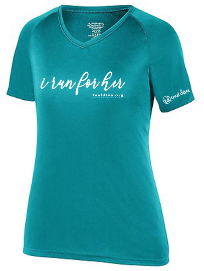 WOMEN'S FITNESS SHIRT