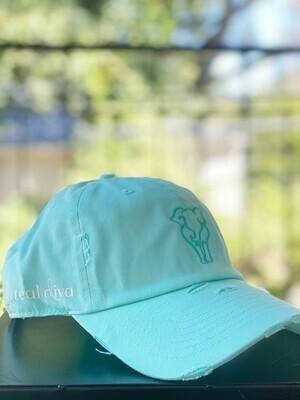 Hat - Turquoise