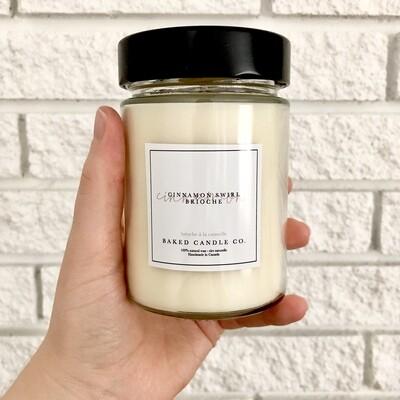 Cinnamon Swirl Brioche 10oz. Soy Candle
