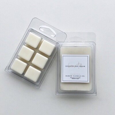 Biscotti Ice Cream Soy Wax Melts