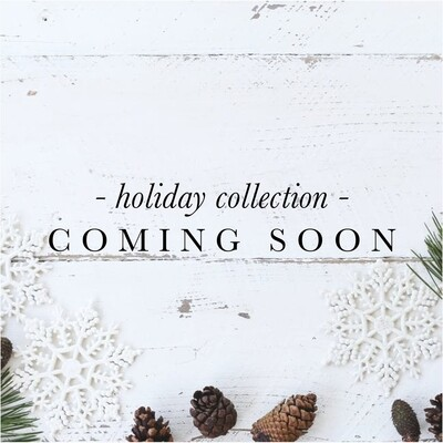 Holiday Collection Sample Set
