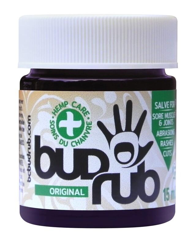 Bud Rub Original 15 mL