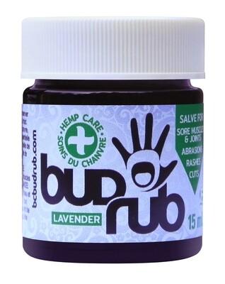 Bud Rub Lavender 15 mL