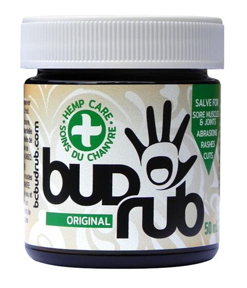 BC Bud Rub Original 50 mL