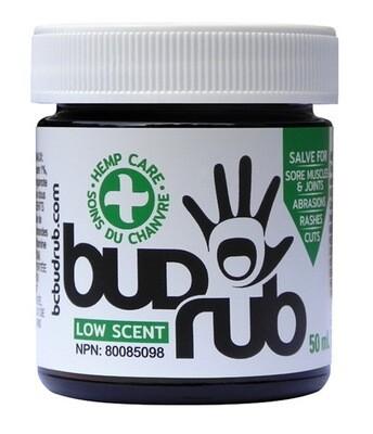 Bud Rub Low Scent 50 mL