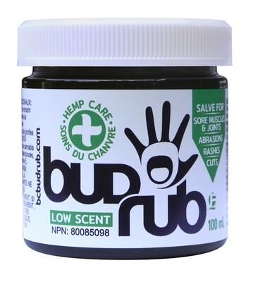 Bud Rub Low Scent 100 mL