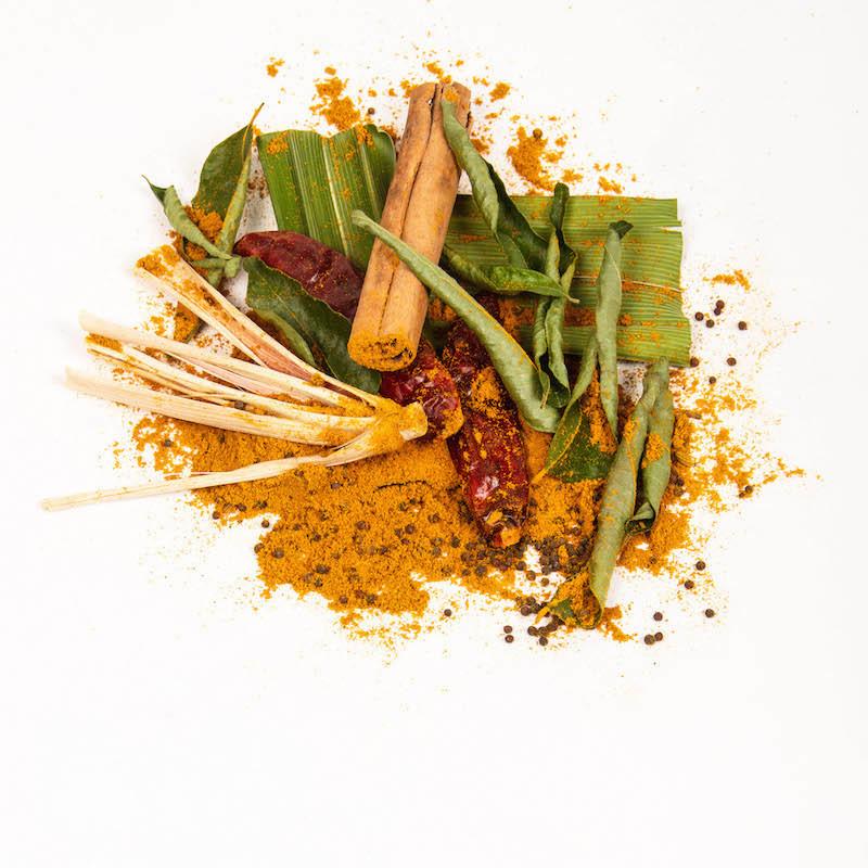 Red Lentil Spices