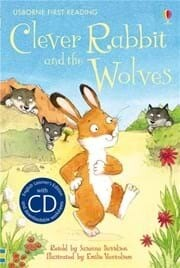 Clever Rabbit and the Wolves