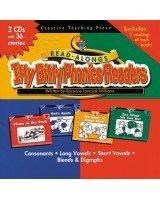CTP フォニックス教材  Itty Bitty Phonics Readers  CD単品