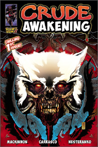 Crude Awakening PDF (Variant cover PRE-ORDER)