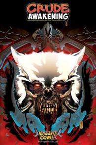 Crude Awakening Poster Design 1