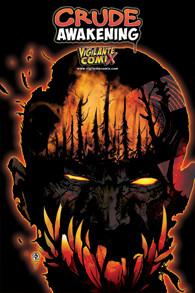 Crude Awakening Poster Design 2