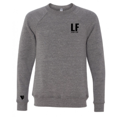 LF Sweatshirt - Grey Triblend