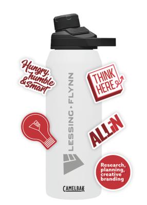 LF Camelbak Insulated Water Bottle