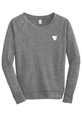 Alternative® Eco-Jersey™ Slouchy Pullover Shirt