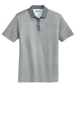 Nike Golf Dri-Fit Heather Pique Modern Fit Polo Shirt