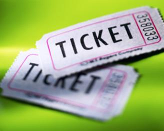 No Raffle Tickets