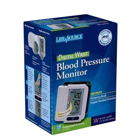 Blood Pressure Wrist Cuff