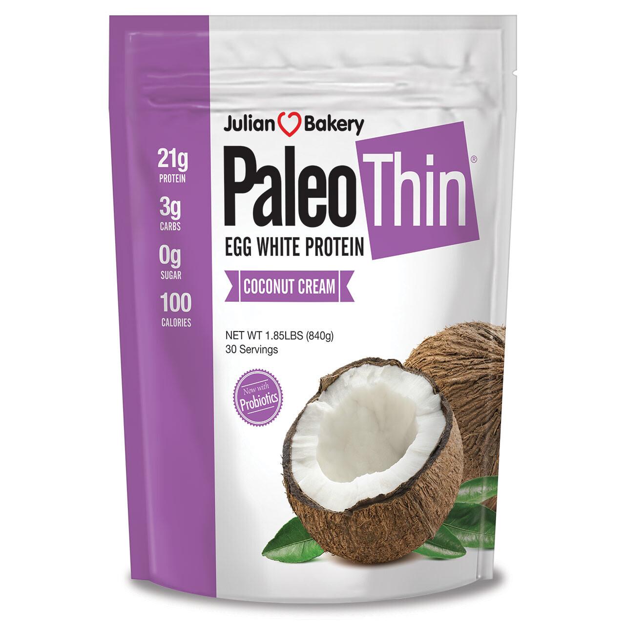 Paleo Protein Coconut Cream