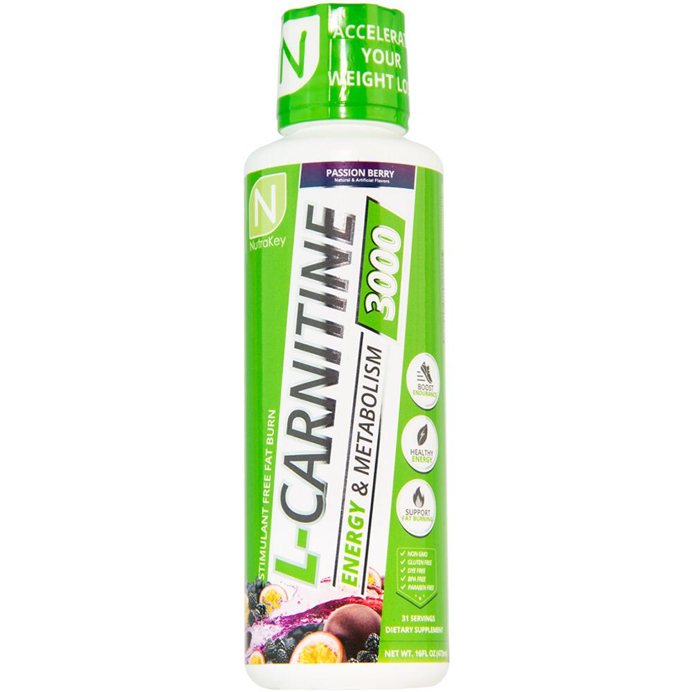 L-Carnitine 3000 Grape Crush 00002