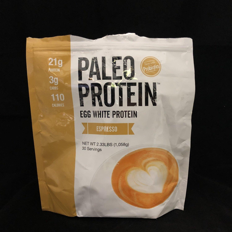 Paleo Protein Espresso