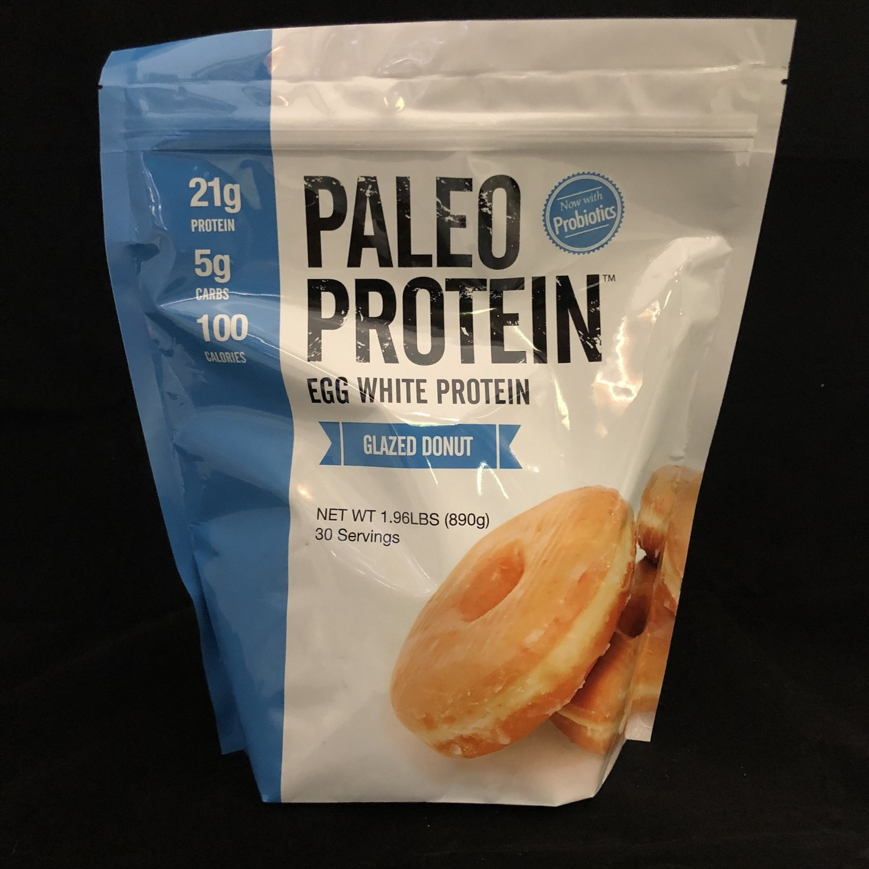 Paleo Protein Glazed Donut
