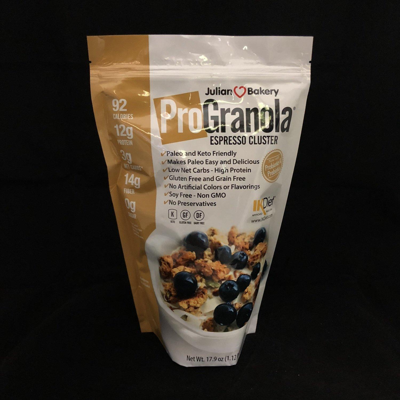 Paleo Cereal Espresso