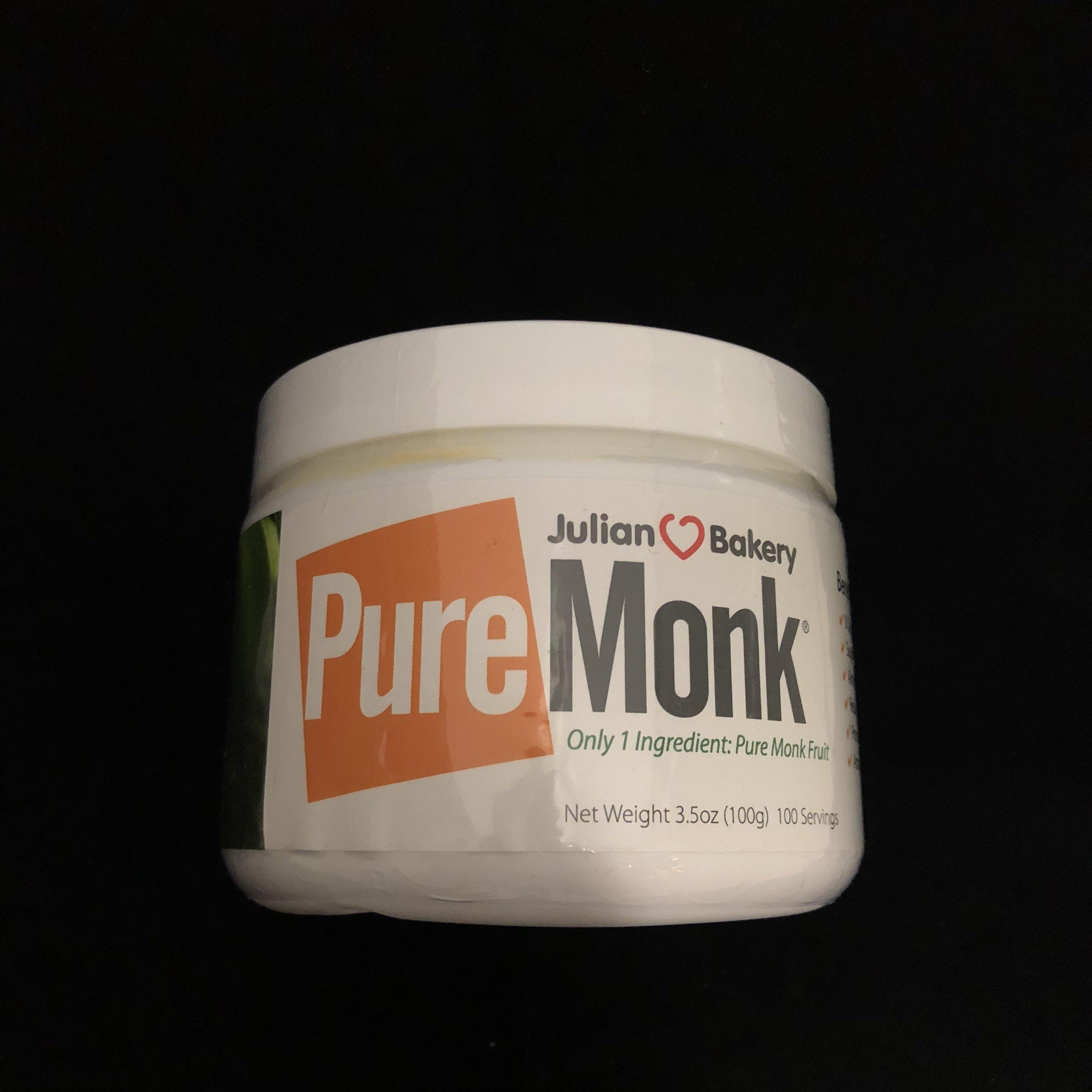Pure Monk Fruit  813926003686