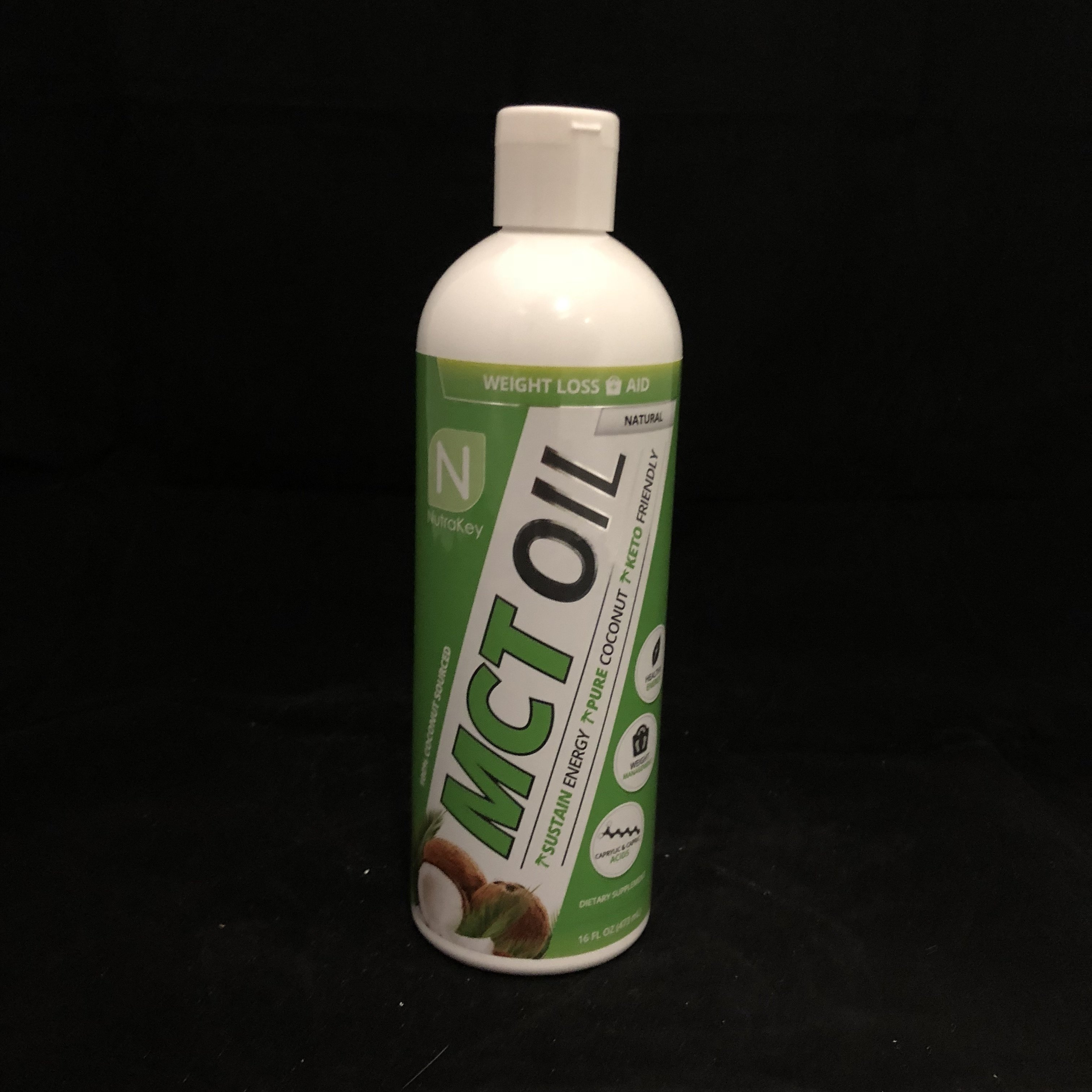 MCT Oil 851090006652