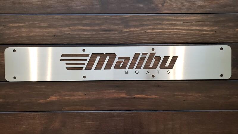 Malibu Rock Tamer Trim Plates (Set of 2)
