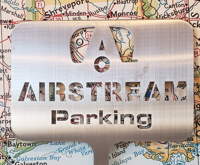 Camping Marker-Airstream Parking