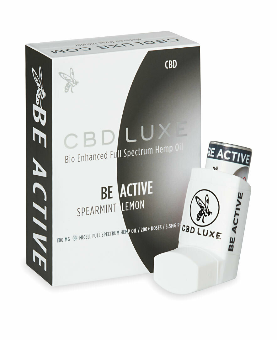 CBD Luxe Be Active 1100MG