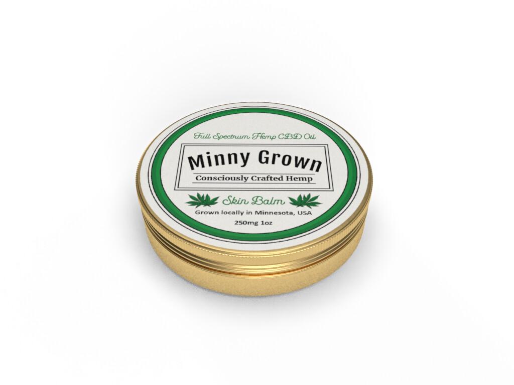 Minny Grown Salve | 250 MG