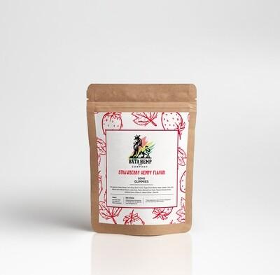 Bata Hemp | 50MG | Strawberry Hempy Gummies | 10 Per Unit | Bundle 3 Packs
