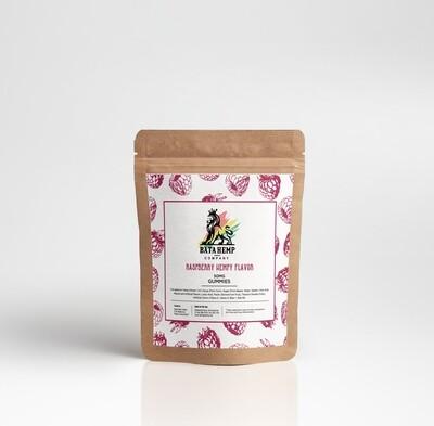 Bata Hemp | 50MG | Raspberry Hempy Gummies | 10 Per Unit | Bundle 3 Packs