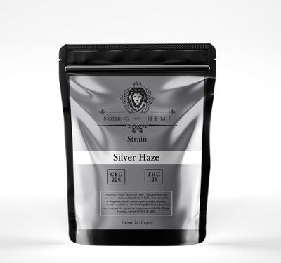Silver Haze CBG | 3.5g
