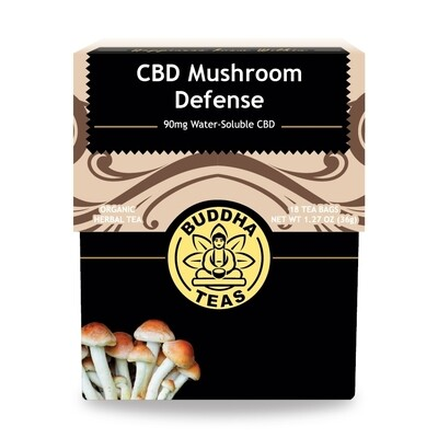 CBD Mushroom Defense