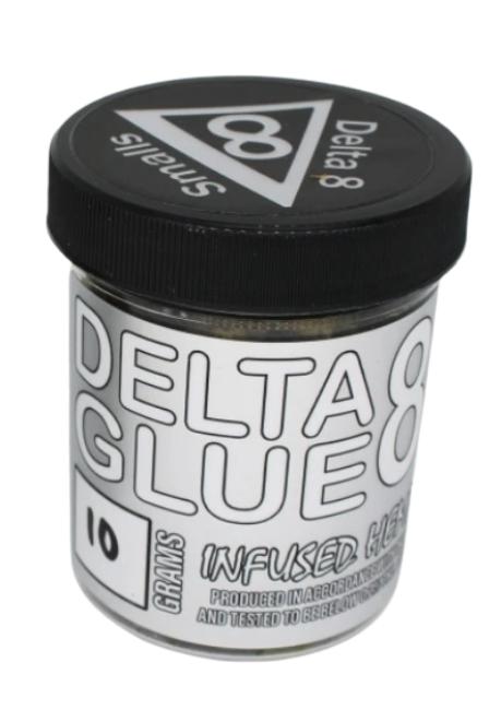 Delta 8  THC| Flower | Glue | 10 Grams