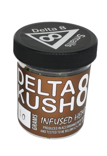 Delta 8 THC Flower| Kush | 10 Grams