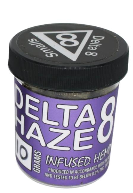 Delta 8 THC Flower   Haze   10 Grams