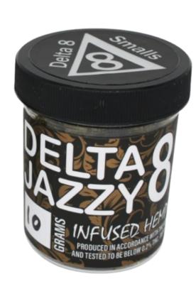 Delta 8 THC Flower| Jazzy | 10 Grams