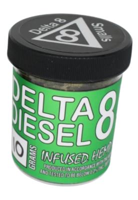 Delta 8 THC Flower| Diesel | 10 Grams