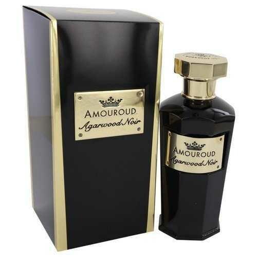 Agarwood Noir By Amouroud Eau De Parfum Spray (unisex) 3.4 Oz For Women
