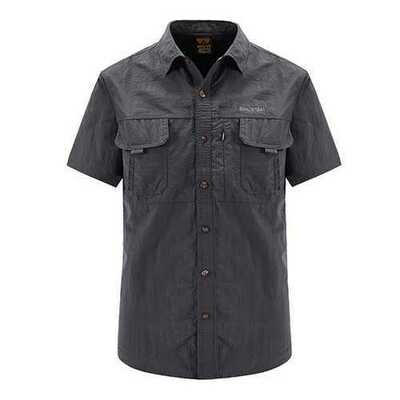Outdoor Quick Dry Breathable Light Waterproof Work Shirts