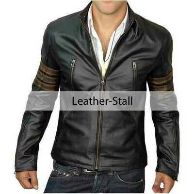 X-Men Leather Jacket
