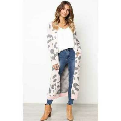 women long sleeve with pocket sweater Cardigan