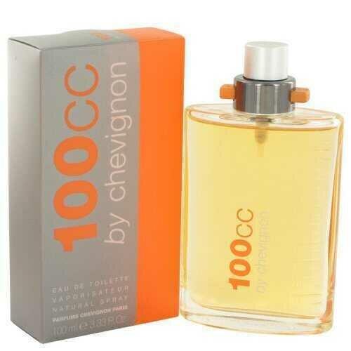 100cc By Chevignon Eau De Toilette Spray 3.33 Oz (pack of 1 Ea)
